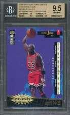 Michael Jordan 1996-97 Collectors Choice Gold #30 (Pop 1) BGS 9.5 (10 9 9.5 9.5)