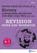 Revise Edexcel GCSE (9-1) History Superpower relations and the Cold War Revision Guide and Workbook: (with free online edition) by Brian Dowse (Mixed media product, 2016)