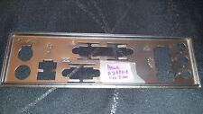 Panneau shield i/o ASUS A7N8X-X REV 2.00 plaque arriere