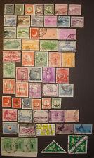 PAKISTAN: Lot ältere Marken ab ca. 1955 - 1962 - alle Werte gestempelt