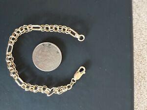 "14k 6.5"" Link Bracelet"