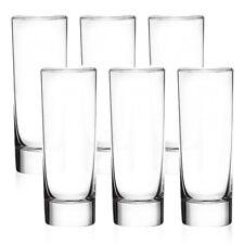 6 x Pasabahce 29cl Tall Hi Ball Drinking Water Glasses Gift Box Set Wedding Xmas