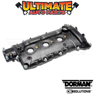 Front - Valve Cover w/Gasket (3.6L V6) for 09-17 Chevy Traverse