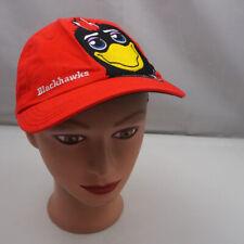 Chicago Blackhawks Hat Red Kids Stitched Adjustable Baseball Cap Pre-Owned ST218