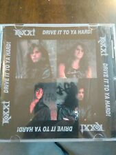 Roxxi-Drive It To Yard Dirty Rhythm Motley Crue Dokken Baton Rouge