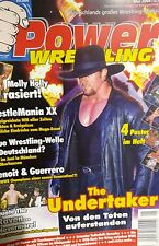 Power Wrestling 05/2004 WWE WWF TNA + 4 Poster (Angle, Benoit, Cena, Victoria)