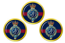 Queen's Division, British Army Golf Ball Markers