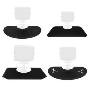 Waterproof Salon & Barber Shop Chair Anti-Fatigue Floor Mat Spa Equipment Black