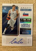 2018 Panini Contenders LUKA DONCIC Draft Picks Ticket Auto RC Rookie /99 SSP