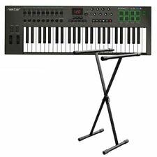 Nektar Impact LX49+ USB MIDI Controller Keyboard With Bitwig 8 Track Software...