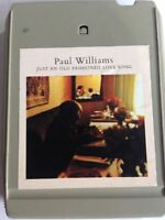PAUL WILLIAMS Just An Old Fashioned Love Song 8T 4327 8 Track Tape