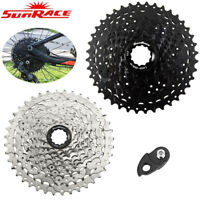 SunRace 9 Speed 11-40T Cassette fit Shimano Sram MTB Bike Wide Ratio Flywheel