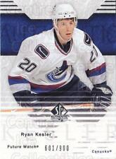 2003-04 SP Authentic #111 Ryan Kesler