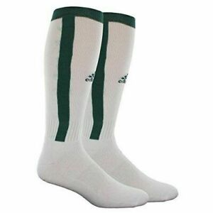 Adidas Unisex Agron Socks Rivalry Baseball Stirrup 2-Pack Otc MEDIUM Socks WH/GR