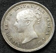 Fourpence/Groat Victoria Maundy Sets & Coins (1837-1901)