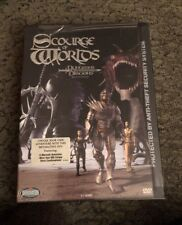 Scourge Of Worlds A Dungeons Dragons Adventure - DVD - Animated Color Ntsc - NEW