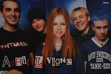 Avril Lavigne-a3 Poster (environ 42 x 28 cm) - captures Fan collection NEUF