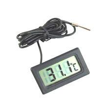 LCD Digtal Aquarium Thermometer Fish Tank Water Temperature Detector Temp-Gauge
