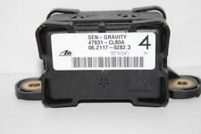 2003-2008 NISSAN PATHFINDER FX35 FX45 TITAN YAW RATE TURN GRAVITY 47931-CL80A