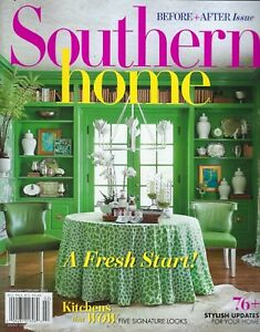 Southern Home January / February 2021   Before + After issue