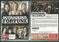 OUTRAGEOUS FORTUNE SERIES FOUR ROBYN MALCOLM ANTONY STARR GRANT BOWLER NEW 4 DVD