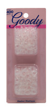 GOODY - Ouchless No Metal Elastics Ponytail Holders - 400 Count ( Pack of 3 )