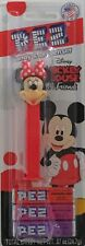 Pez Disney Minnie Mouse Mickey Mouse & Friends Candy & Dispenser