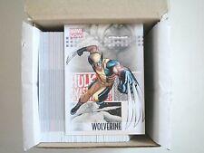 2014 Upper Deck Marvel Now 100 Cards Complete Basic Set Deadpool Wolverine +