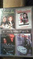 NEW 4-MOVIE PACK DVD St Patrick's Day/Near Room/Trouble on The Corner -
