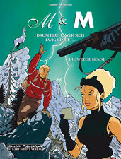M & M #5+6 vza tt LUXE FELIX MEYNET (FANFOUE/éternelle) lim.250 ex. + signed Artprint