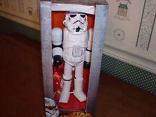 "Kurt Adler-12"" Star Wars Storm Trooper- W/Ball Nutcracker-New"