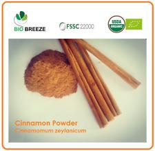 Ceylan Alba Cannelle Poudre 100% Bio Cinnamomum zeylenicum- BIO BREEZE