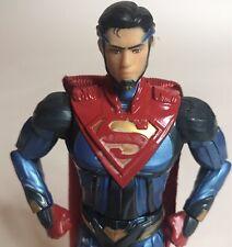 DC Multiverse Collection Platinum SUPERMAN Injustice 2 Action Figure Metal