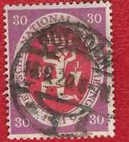 DEUTSCHES REICH (922)1919 MI NR 110b MAURER NATIONAL GEPRÜFT   STEMPEL POTSDAM
