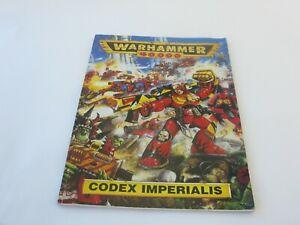 Games Workshop Warhammer 40K Codex Wargear Supplement Book 1993