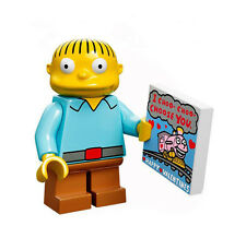LEGO Minifigures / Minifiguras  71005 - The Simpsons - Ralph (New)