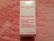 Clarins Multi Active Nuit Normal to Combo Skin 5ml Ideal 4 Travel/flights-1st CL