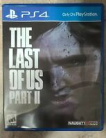 The Last of Us Part II -- Standart Edition (Sony PlayStation 4, 2020)