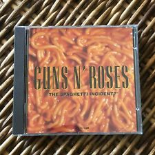 Guns N' Roses THE SPAGHETTI INCIDENT? 1993 CD Geffen Glam Hard Rock Axl Slash