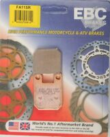 EBC - FA115R - R Series Sintered Brake Pads - Made In USA