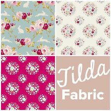 Tilda Fabric 100% cotton Sold Per Fat Quarter