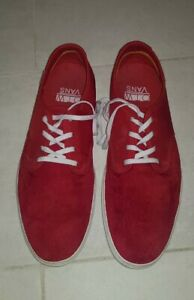 Vans OTW Rally Suede Canvas Mens Fab Authentic Skate Trainers SIZE UK9.5 (44EUR)