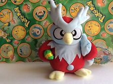Pokemon Plush Delibird Christmas Gift Holiday Doll Banpresto Stuffed figure toy
