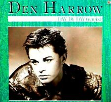 "12"" - Den Harrow - Day By Day (Remix) NUEVO - NEW, STOCK STORE LISTEN"