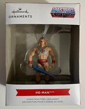 Masters Of The Universe He-Man MotU Weihnachten Hallmark Ornament Anhänger