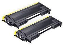 2 x Toner Kartusche für Brother LaserFax 2820 2920 wie TN-2000 JUMBO Cartridge
