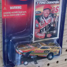 John Force NHRA TF Funny Car 1/64 Diecast _ 1998 GTX FORD MUSTANG 7X CHAMPION