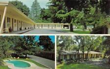ST HELENA, CA California  EL BONITA MOTEL Roadside NAPA VALLEY c1960's Postcard
