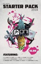 Oni Press Starter Pack by Cullen Bunn Paperback Book (English)