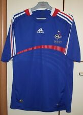France 2007 - 2008 Home football shirt jersey Adidas size L